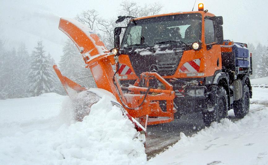 Avviso Pubblico: indagine di mercato per l'affidamento del servizio di sgombero neve